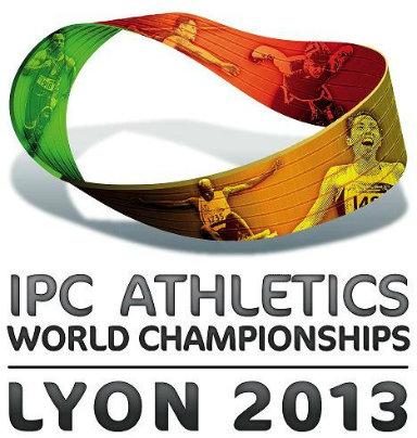 IPC Athletics World Championships Lyon 2013 (championnats du monde d'athlétisme)