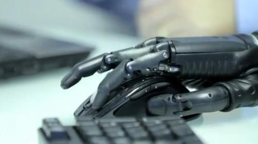 Main Robotisée bebionic
