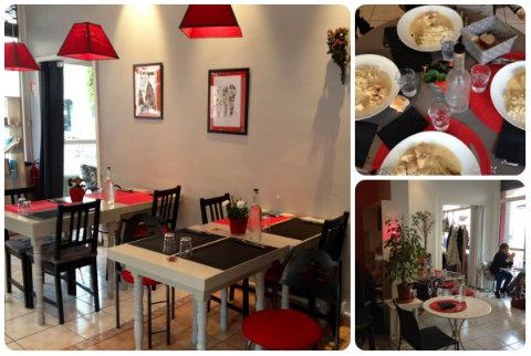 Photo du restaurant L'atypik, un café-restaurant grenoblois qui favorise l'inclusion