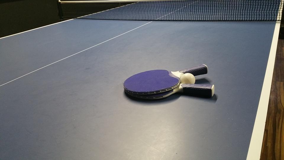 A la découverte du tennis de table handisport!