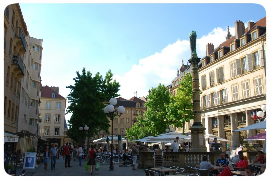 Vivre à Metz avec un handicap