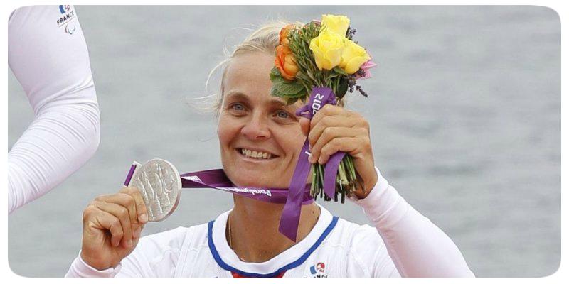 Handisport: Perle Bouge rame vers Rio 2016!