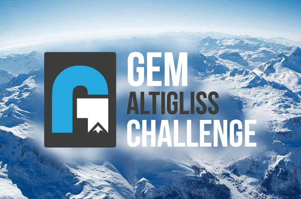 GEM Altigliss Challenge: skiez avec votre prochain emploi!