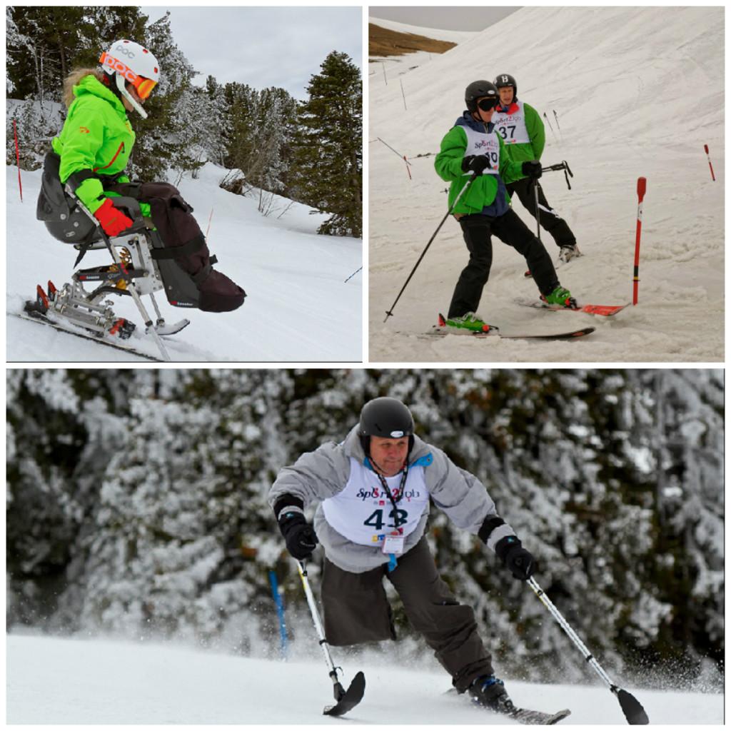 A la découverte du ski alpin handisport!