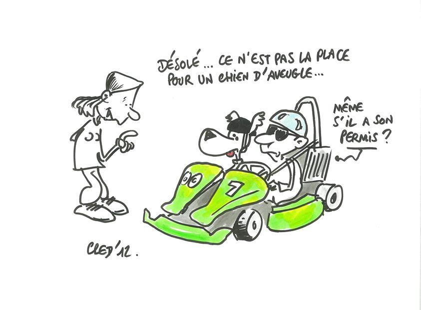 A la découverte du karting handisport