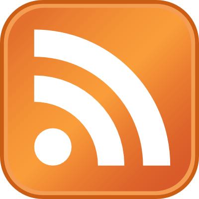 Icone d'un flux RSS