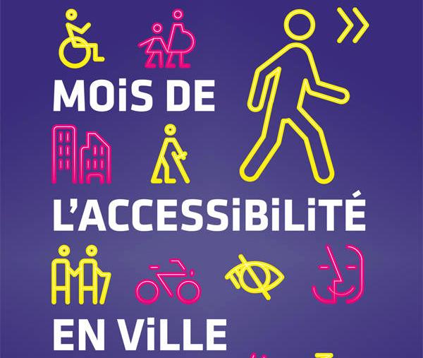 Mois de l'accessibilité 2015: mettre en avant l'inclusion de tous!