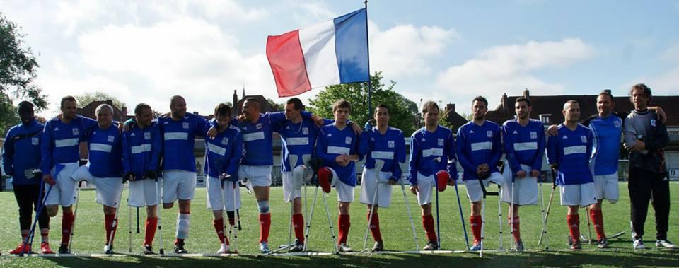 Equipe de France de football amputé