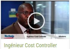 Ingénieur Cost Controller