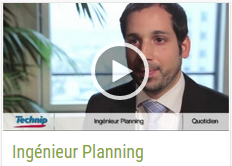 Ingénieur Planning