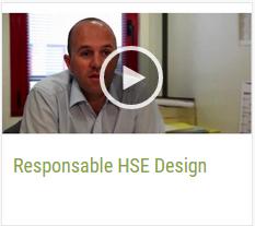 Responsable HSE Design