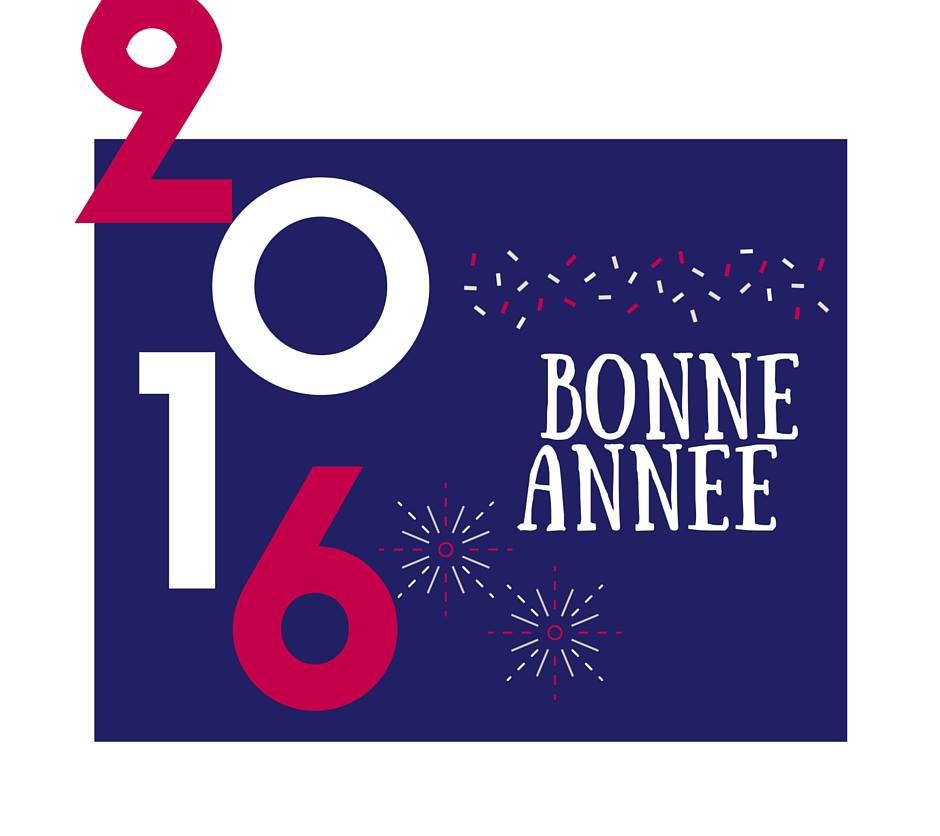Talentéo vous souhaite une bonne année 2016!