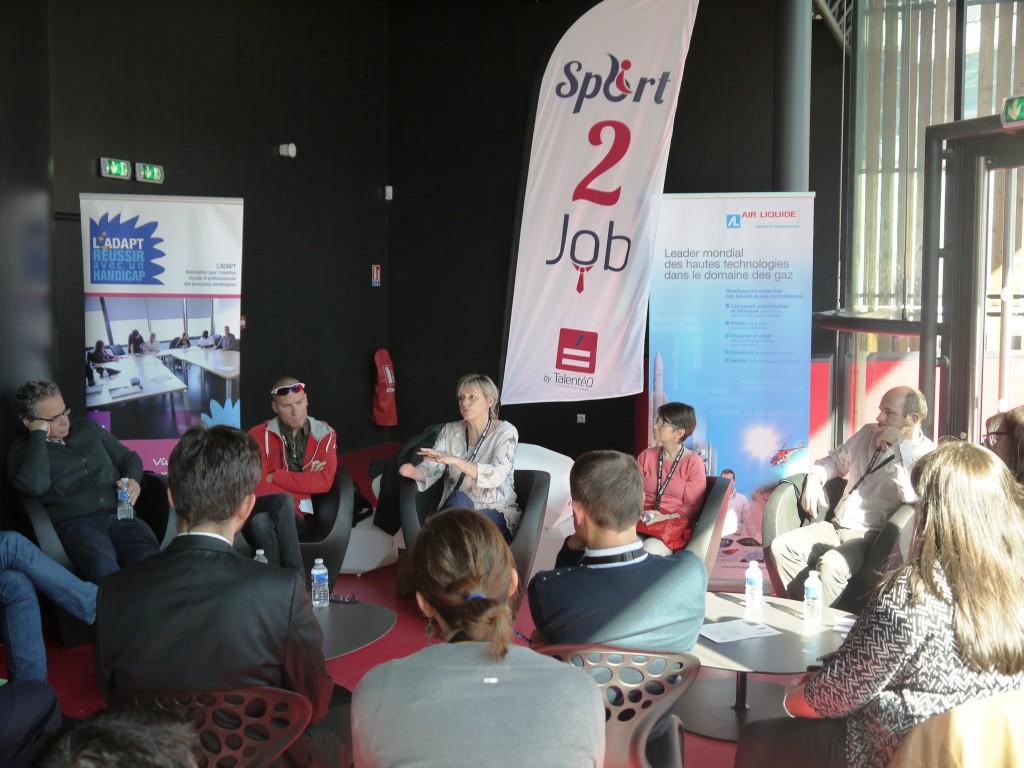 Sport2J - Café Emploi - Ambiance Expresso (3)