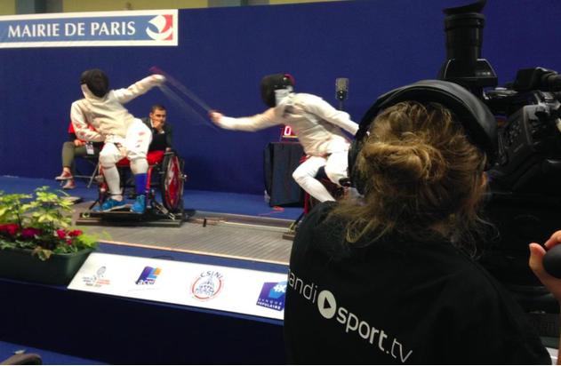 Découvrez handisport.tv, la webTV qui propose un regard sportif sur le handicap!
