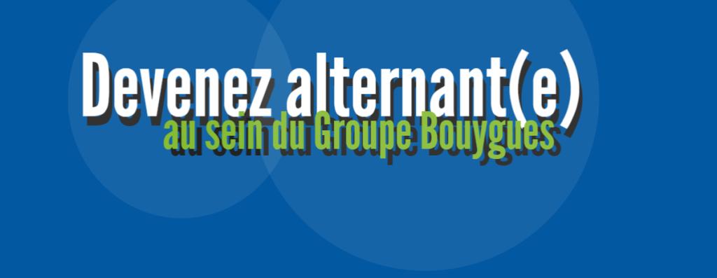 Devenez alternant au sein du Groupe Bouygues Telecom