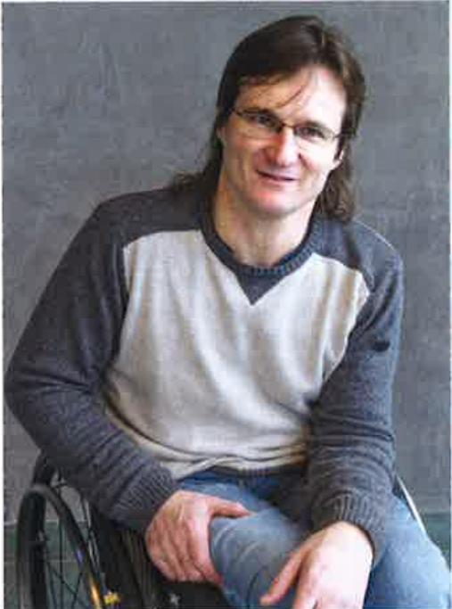 Handicap: Portrait de Stéphane Prost, chercheur au CEA!