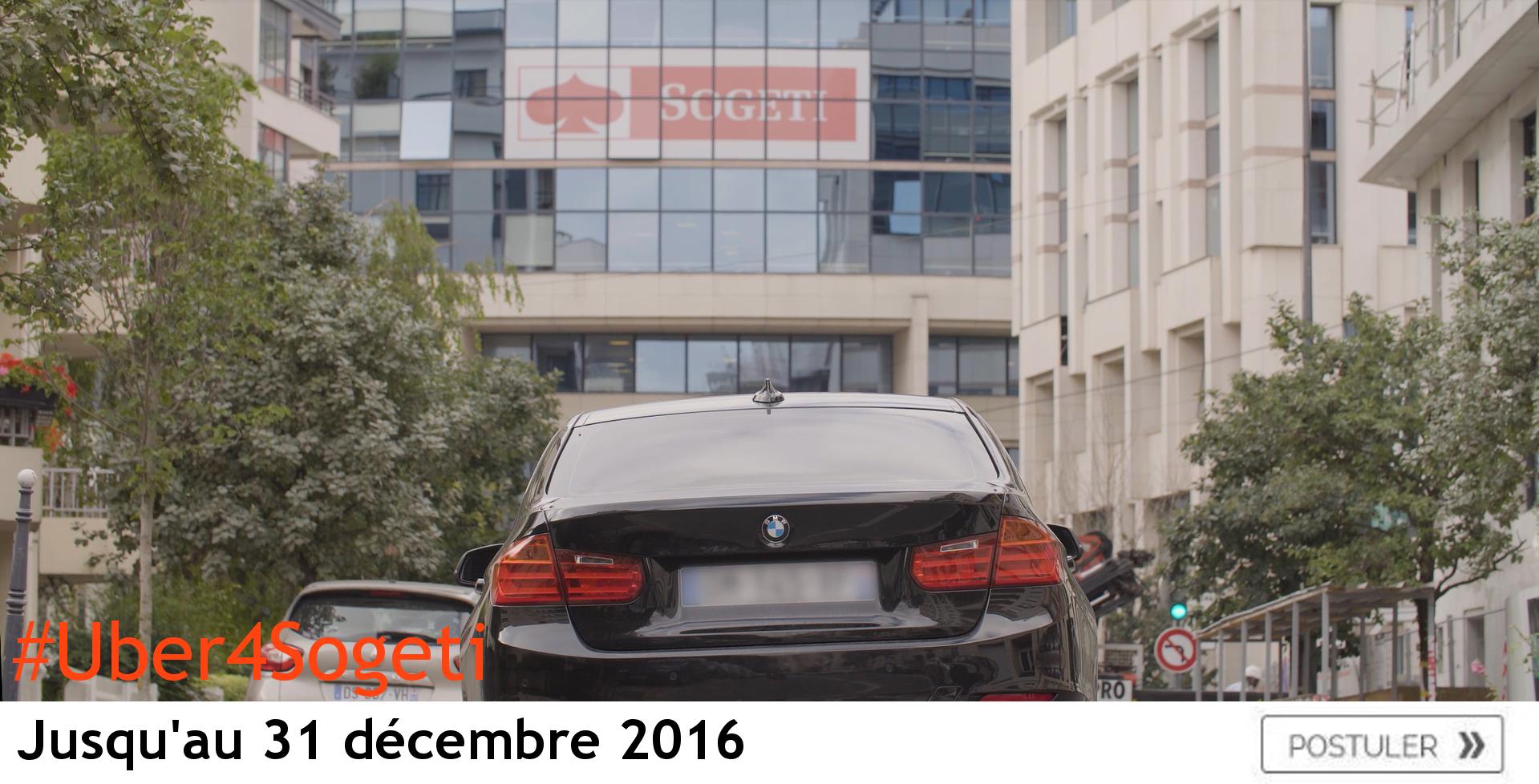#Uber4Sogeti: dans les coulisses des métiers du numérique!