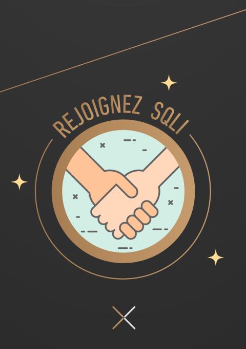 Rejoignez SQLI!
