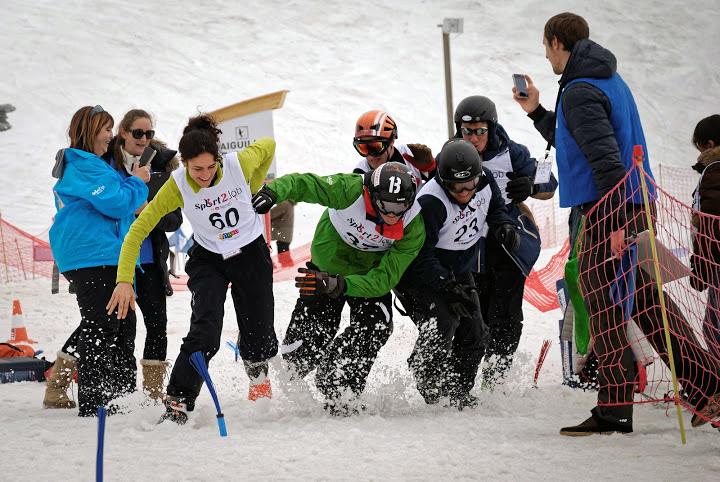 5 raisons de participer à l'épreuve de ski nordique Sport2Job!