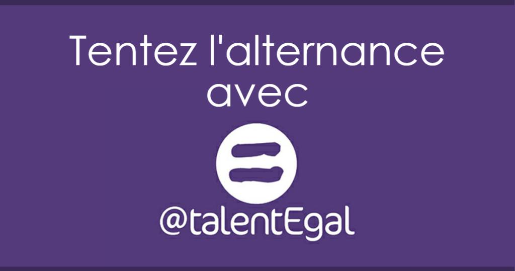 Handicap: tentez l'alternance avec @talentEgal!