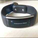 Autonomous watch