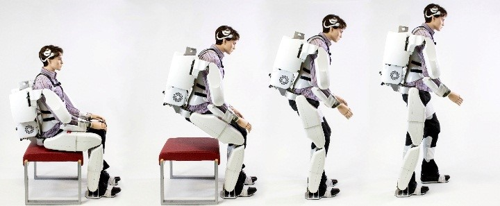 CEA: focus sur un exosquelette en faveur des PMR!