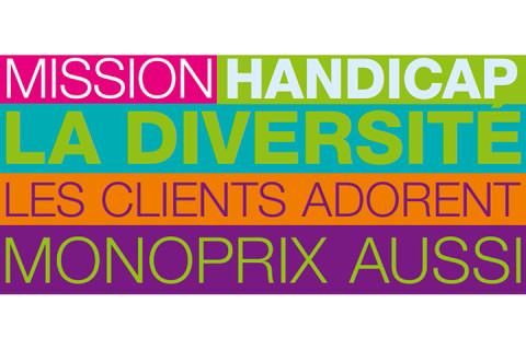Rencontrez la Mission Handicap de Monoprix