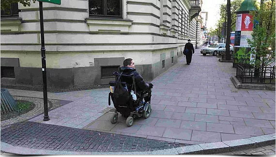 Handilol a testé des vacances accessibles à Cracovie!