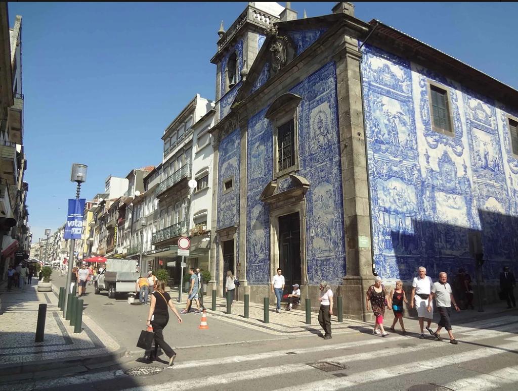 Handilol a testé des vacances accessibles à Porto!