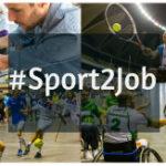 Revivez #Sport2Job Lyon en 20 tweets!