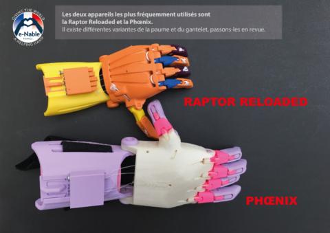 Imprimer des prothèses? Le défi réussi du Groupe SII et d'e-Nable!