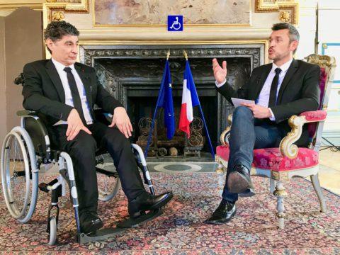 """[InVersion© 2] Interview exclusive du Président de la République: """"Être valide n'est pas une fatalité!"""""""