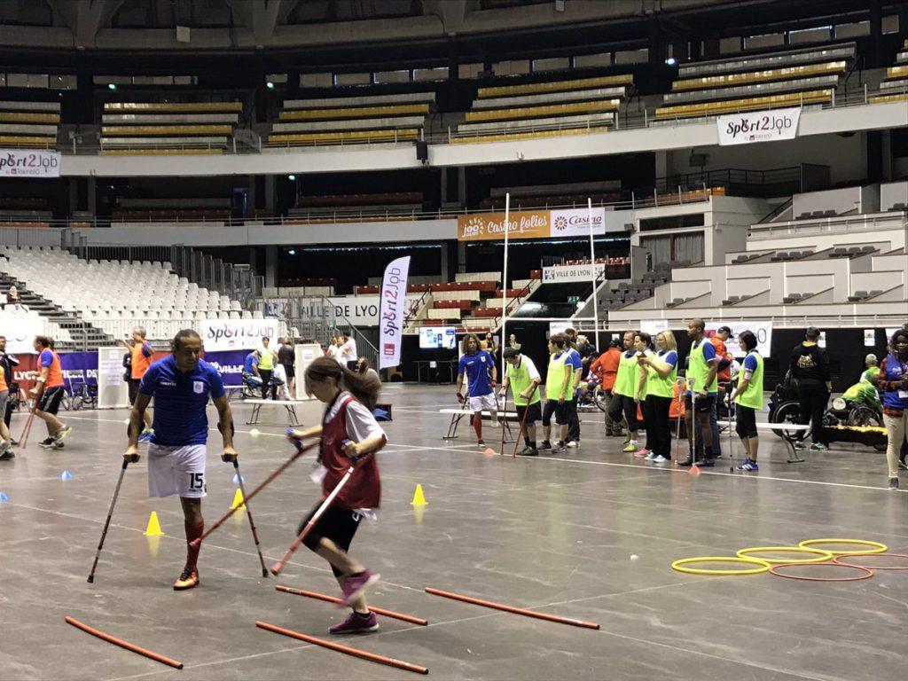 Sport2Job Lyon: 2 dates pour trouver un emploi de manière originale!