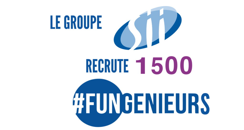 Handicap : Le groupe SII recrute 1500 Fungenieurs