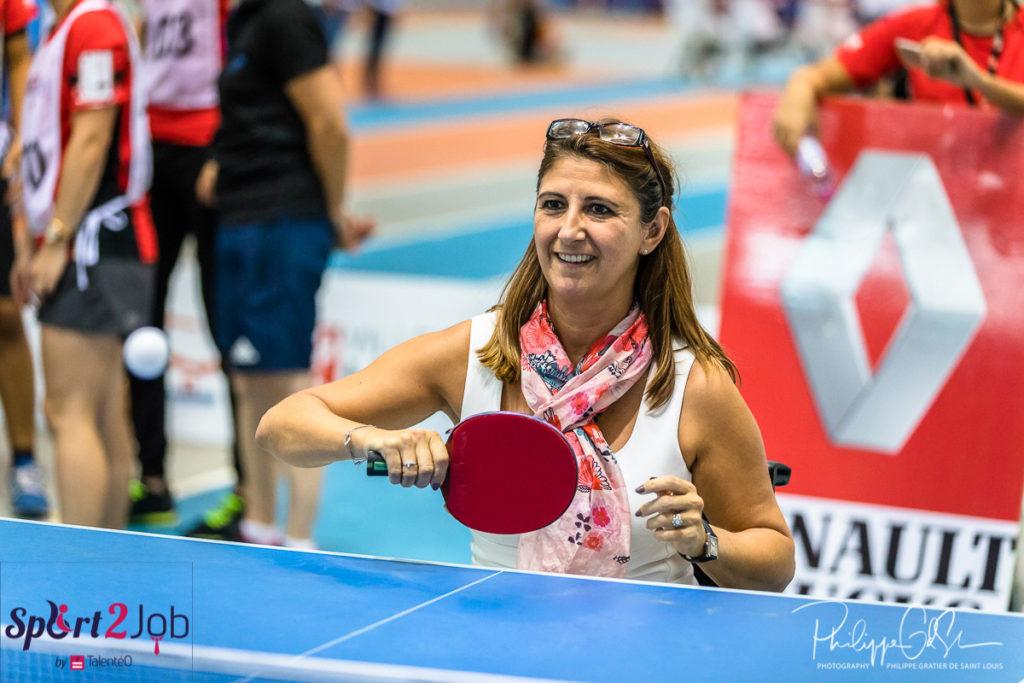Sandrine Chaix - Sport2Job Lyon