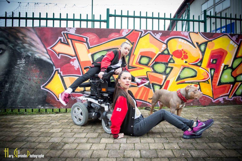 Mode & Handicap: l'alliance réussie de Sandrine Ciron