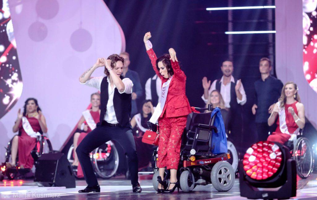 Mode: sandrine ciron concours miss monde