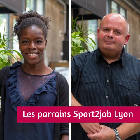parrain Sport2job Lyon