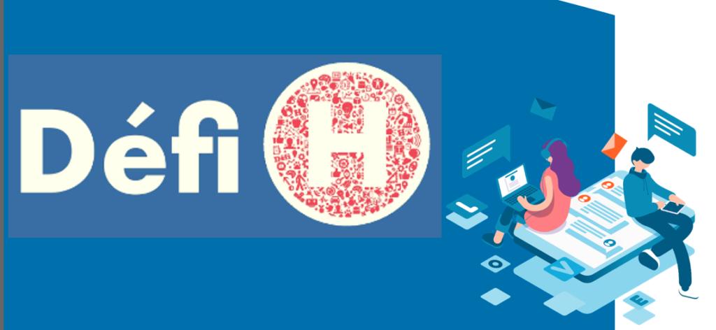 Défi H 2019: prenez part à l'innovation au service du handicap!