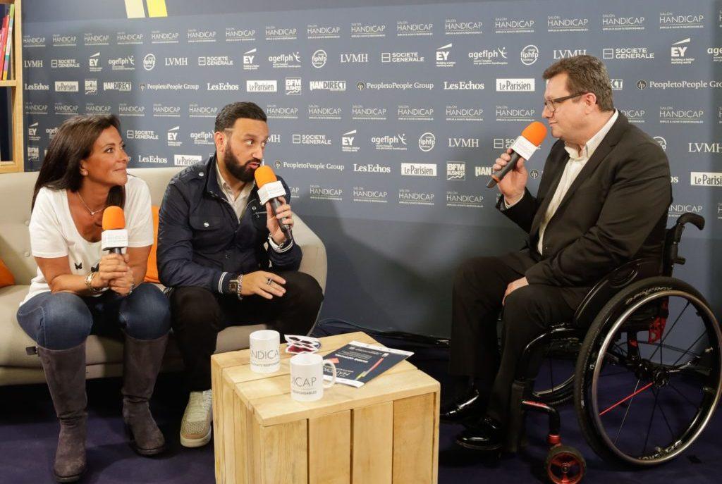 Un salon & des centaines de solutions pour l'inclusion du handicap en entreprise!