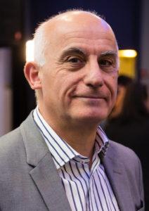 Christian Grapin, Directeur de l'association Templin.