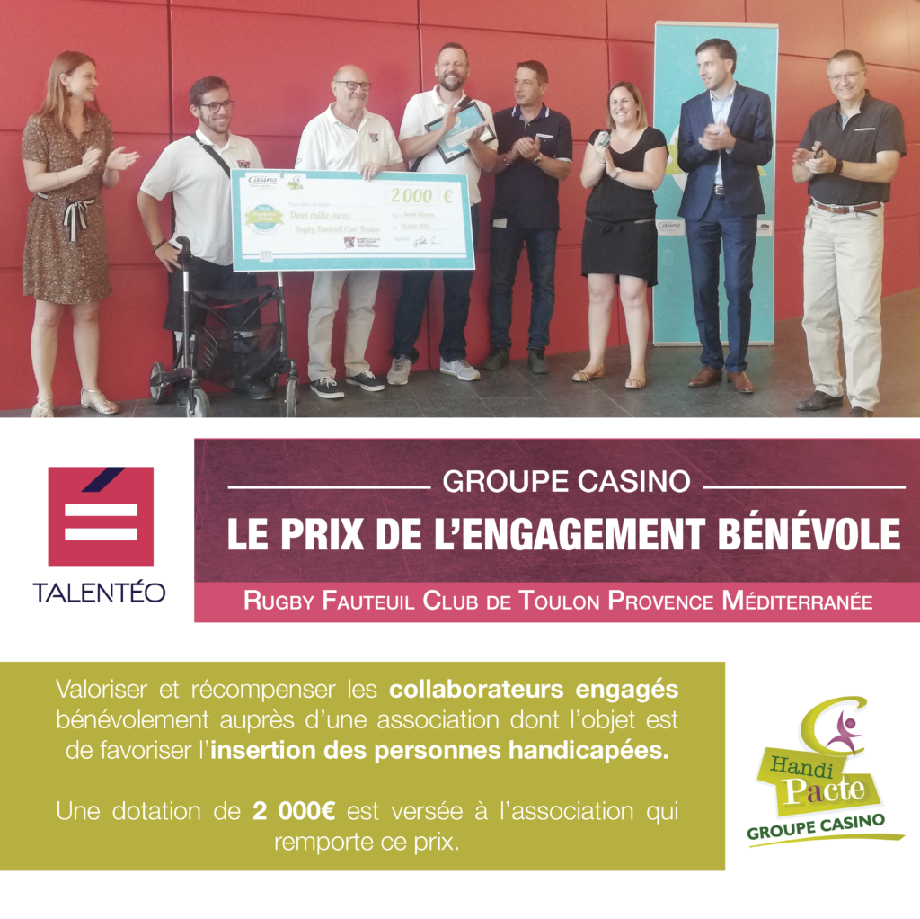 Handicap : 4 associations qui agissent pour l'inclusion !