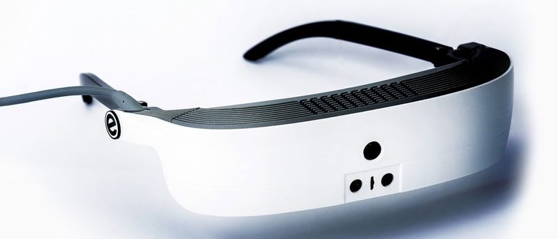 Le casque eSight