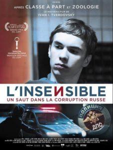 Sélection Films : L'insensible