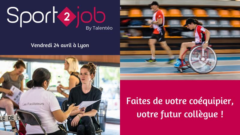 Sport2Job Lyon