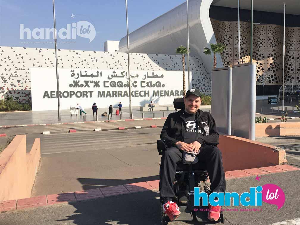 aeroport marrakech