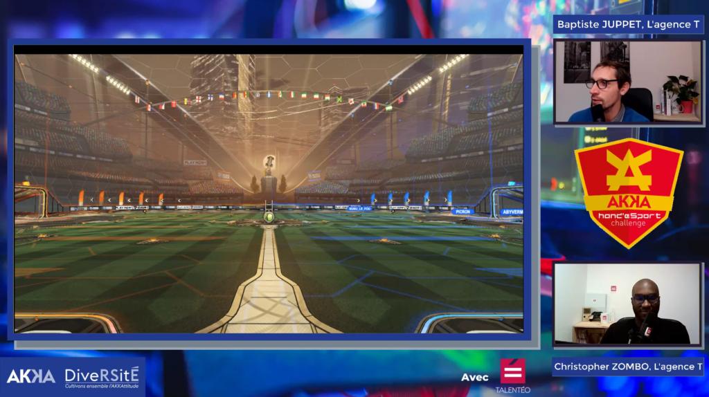 AKKA Hand'esport Challenge : sensibiliser et recruter grâce au gaming !