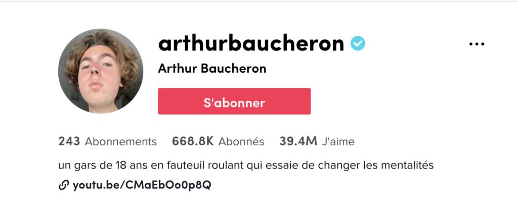 Tiktok Arthur