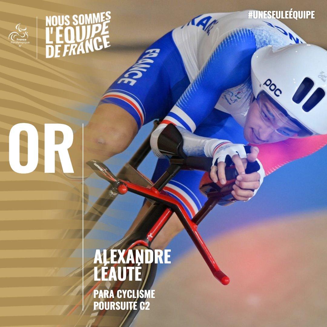 Jeux Paralympiques : Alexandre Léauté