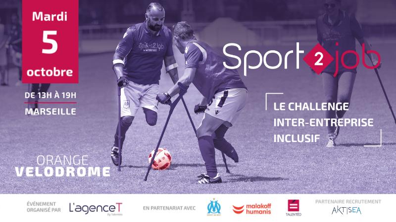 Sport2job Marseille